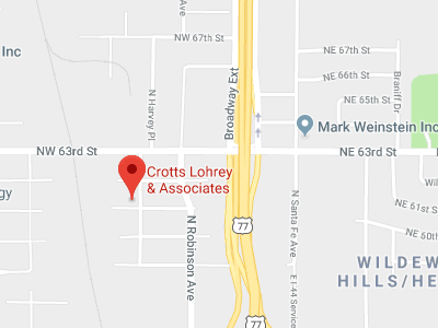 Crotts CPA Map